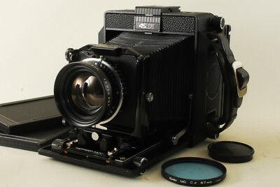 MINT++ Horseman 45FA Large Format Film Camera w/180mm f/5.6 Lens From JAPAN #268