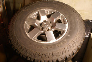 Tires and Rims Nissan London Ontario image 1