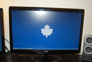 """Acer 26"""" / 26 inch monitor for sale - used - $25"""