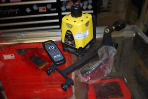 Stanley RL100 Manual Rotary Laser Levelling System