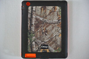 OTTER BOX ( realtree Camo ) Ipad *********
