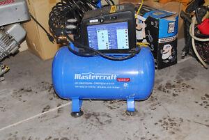 Mastercraft 3 Gal Compressor