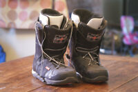 RIDE SnowBoard Boots 10 / 43.5