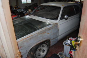 for sale 72 duster project or part out