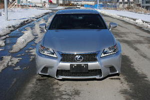 2013 Lexus GS 350 f sport Sedan