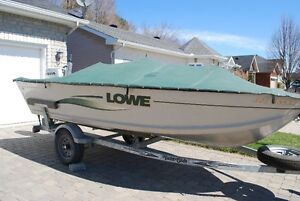 For Sale Lowe Fishing Boat
