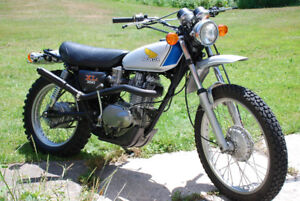 1974 Honda K1 XL350 Enduro