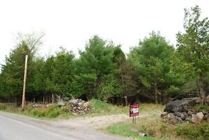 Build your dream home on this 3.41acre lot in Private Setting