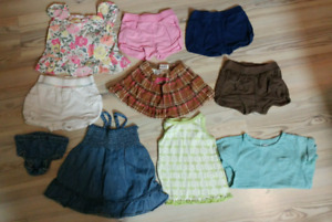 12-18m girl summer clothes