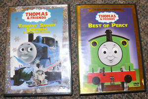 Large Thomas the Train DVD lot as shown London Ontario image 3