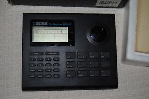 BOSS DR-550 Dr Rythm Drum Machine Batterie Electronique