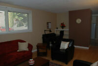 Furnished 2 bedroom across from Superstore on 8th Street