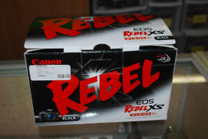 Canon EOS Rebel XS 10.1MP Digital SLR Camera