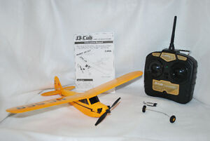 Great Planes Piper J-3 Cub RC Airplane