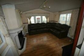 Static Caravan For Sale Off Site 2 Bedroom Willerby Vogue 38FTx12FT Two