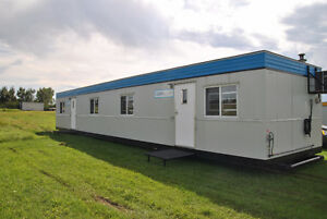Fully renovated 12 x 60 Office trailer