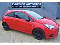 2016 16 VAUXHALL CORSA 1.4 LIMITED EDITION ECOFLEX 3D 74 BHP NEW SHAPE