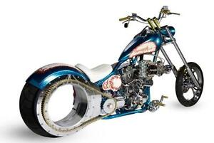 Custom Chopper Ebay