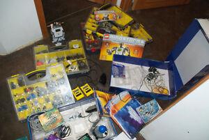 A treasure trove of Lego Mindstorms Kingston Kingston Area image 1