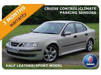 2005 Saab 9-3 1.9TiD 150bhp Vector Sport ~Half Leather~Cruise~Climate