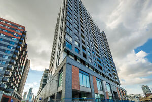 Condo Meublee Vieux-Port. Old port furnished condo, griffintown!