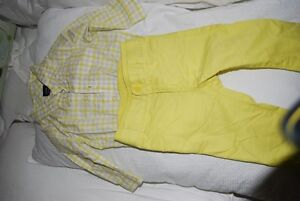 GAP Baby Boy Outfit Size 6-12 months