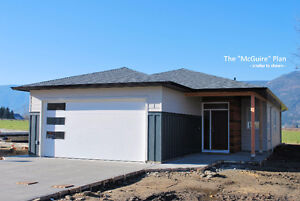 Rancher with Basement in New 55+ Development