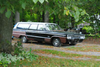 1966 Dodge Polara Wagon