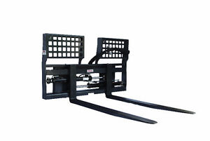 Jenkins HEAVY DUTY Hydraulic Sliding Pallet Forks Attachment Kitchener / Waterloo Kitchener Area image 1