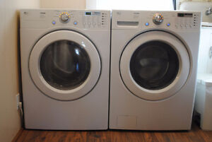 LG TROMM front load HE washer (not working)