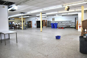 COMMERCIAL WAREHOUSE - WORKSHOP - RETAIL