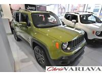2017 Jeep Renegade M-JET 75TH ANNIVERSARY ** SPECIAL EDITION WITH REMOVABLE ROOF