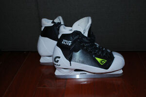 Patins Goaler Elite Graf / Graf Elite goalie skates, look new