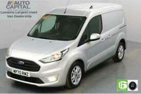 2020 Ford Transit Connect 1.5 200 Limited EcoBlue Auto 120 BHP L1 SWB 3 Seats Lo