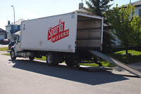 $69/hr - BEST Calgary MOVERS - STUDENT discount - 403-402-7992