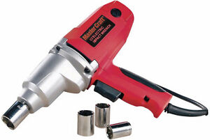 Master Craft® Electric Impact Wrench w/Sockets, New