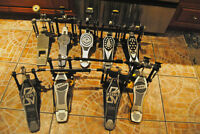 BASS DRUM PEDALS - DOUBLE BASS PEDALS - More PEDALS!!