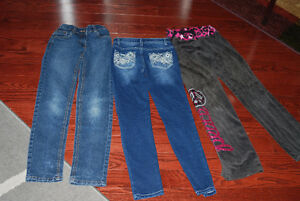 5 PAIRS OF SIZE 12 PANTS