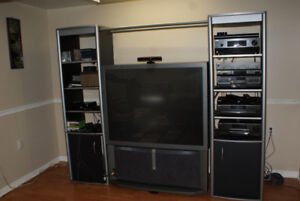SONY TV/ ENTERTAINMENT and SONY AUDIO system