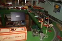 CASH PAID FOR LIONEL TRAIN COLLECTIONS,ALL MAKES WANTED