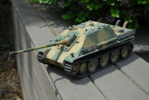 German Jagdpather Tank destroyer 1/16 scale Body only