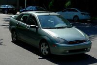 2003 Ford Focus ZTS Sedan