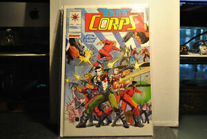 Valiant Comics The H.A.R.D. Corps No. 5 of 30, 1993
