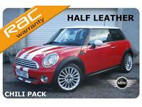 2007 Mini Cooper 1.6 Chili Pack ~ Finance Available ~ 6 Months Warranty ~ Red