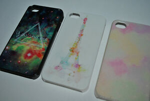 iphone 4 - 3 cases! London Ontario image 1