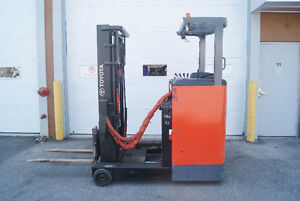 forklift ,side shift,electric,reach,toyota 6FBRE20