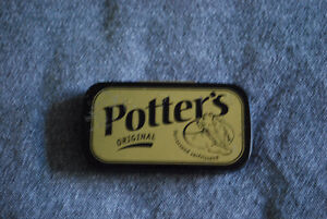Potters mint tin