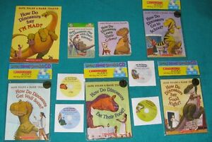 HOW DO Dinosaurs ? BOOK COLLECTION by Jane Yolen