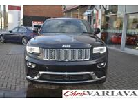 2017 Jeep Grand Cherokee 3.0 CRD Summit 5dr Auto [Start Stop] Diesel black Autom