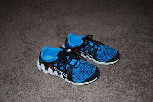 Reebok Sneakers - Size 1 Kitchener / Waterloo Kitchener Area image 1